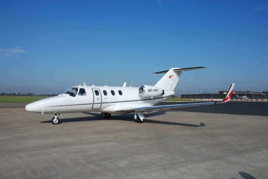 Nomad Aviation adds a Citation CJ business jet to its charter fleet