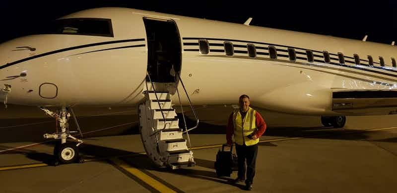 Nomad Technics provides AOG support to an operator of a Bombardier Global 6000