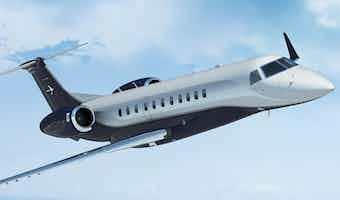 Nomad Aviation adds an Embraer Legacy 650 to its aircraft management fleet.