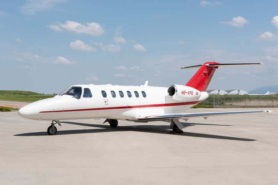 Nomad Aviation adds a Cessna CitationJet CJ2+ to its charter fleet