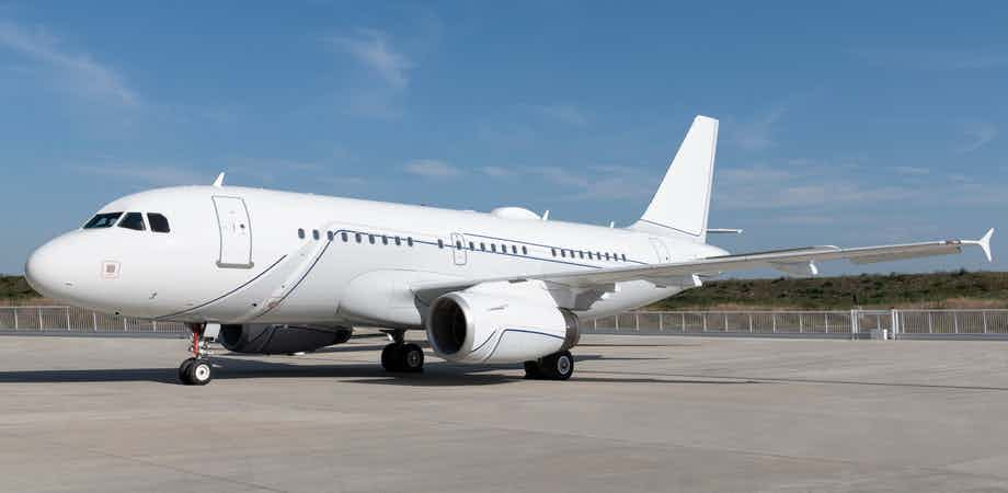 Nomad Aviation adds Airbus A319ACJ to its Charter Fleet
