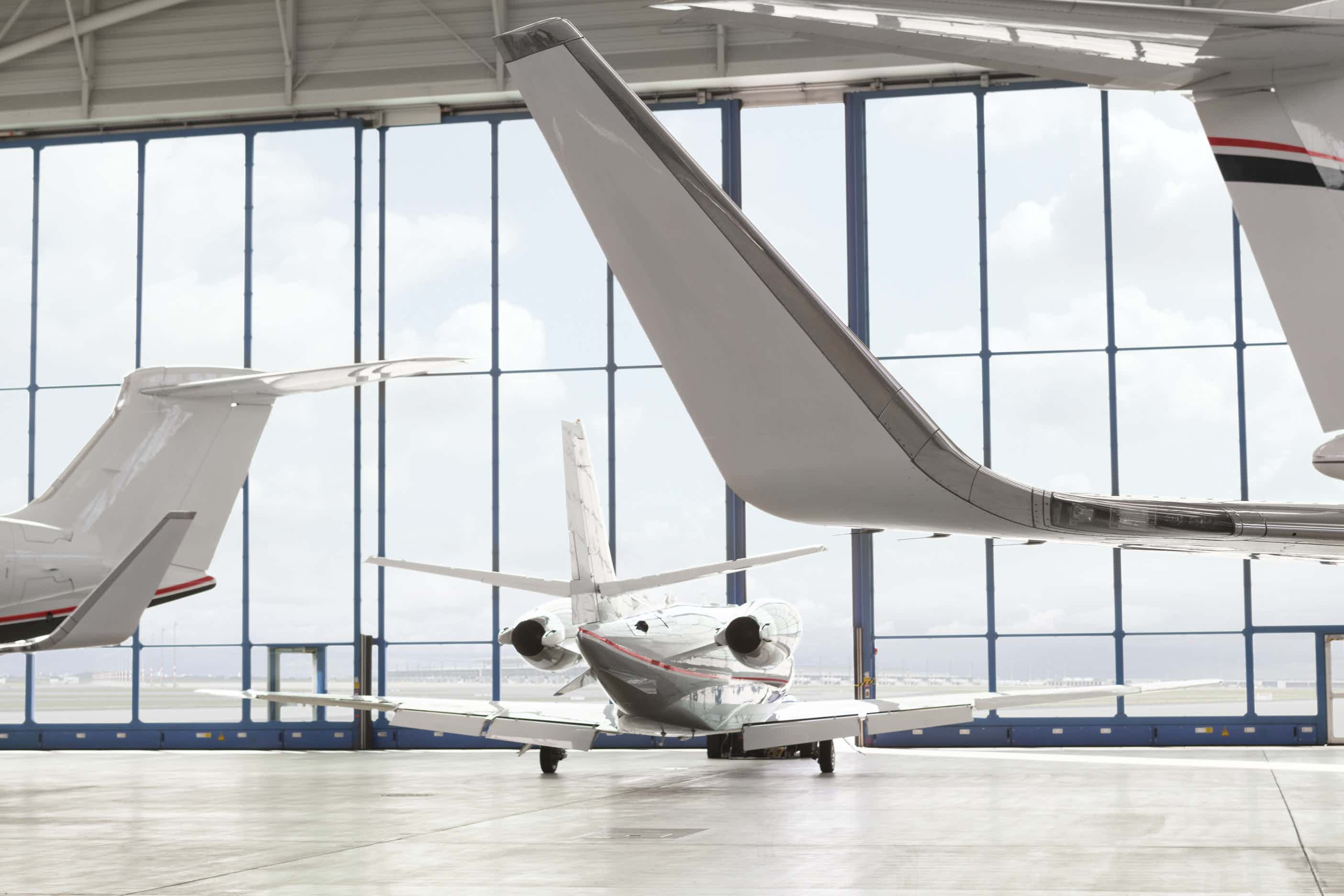 Nomad Aviation offers maintenance and hangarage services in Basel, Switzerland