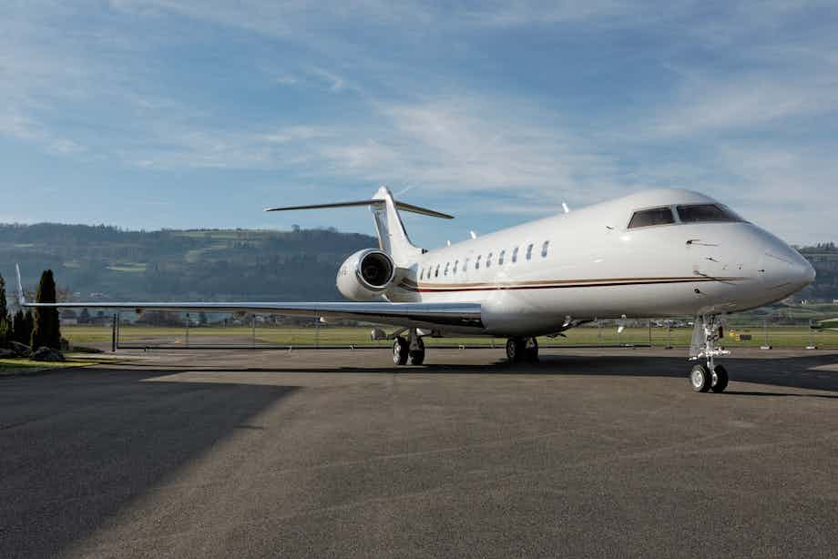 Nomad Aviation adds a new Global 5000 to its Aircraft Management Fleet